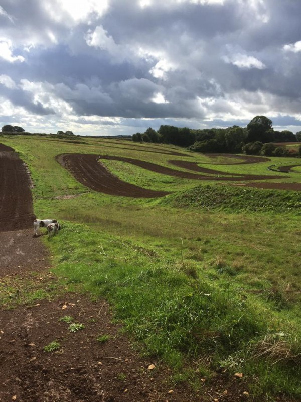 Frocester Motocross Track photo